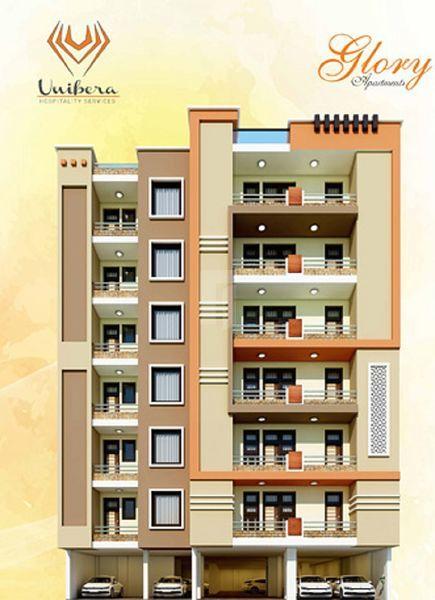 Unibera Glory Apartments - Project Images