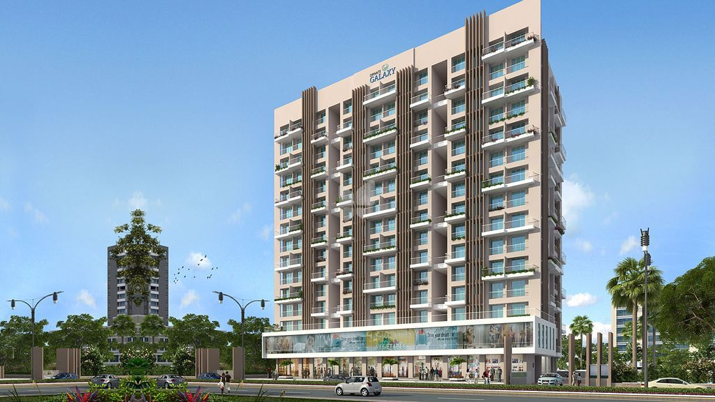 Ornate Galaxy Naigaon - Project Images