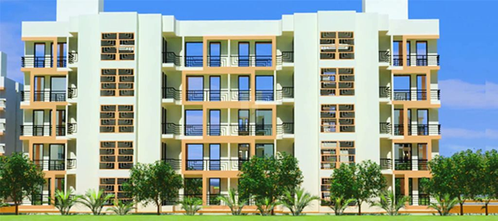 Karrm Panchtatva Phase II - Elevation Photo