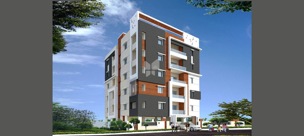 Sahiti Vasuki Chandini Jewel - Elevation Photo