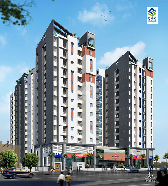 S & S Sarvam - Elevation Photo