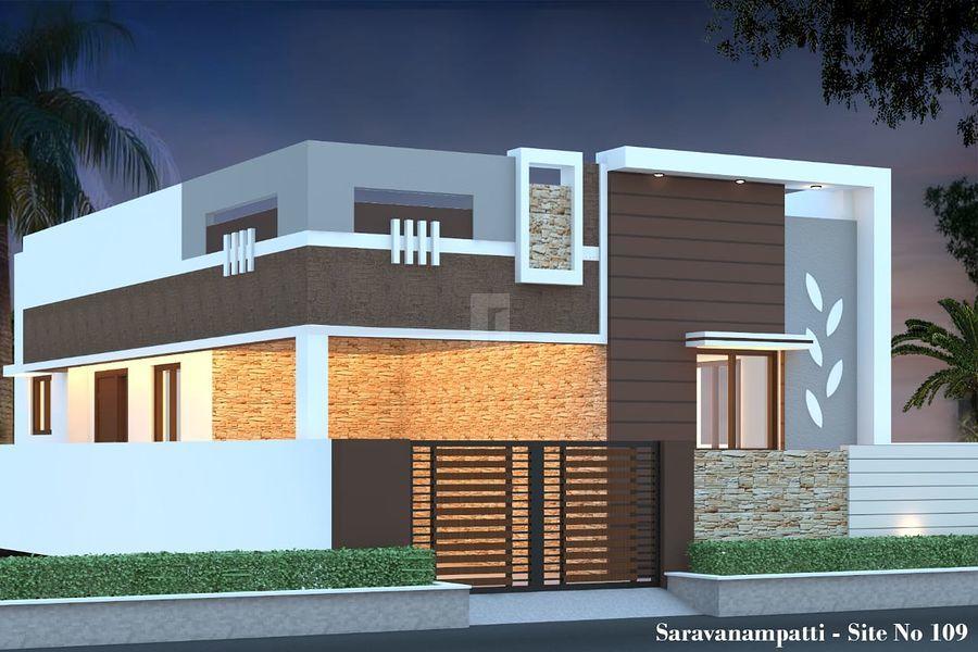 Golden Villa - Project Images