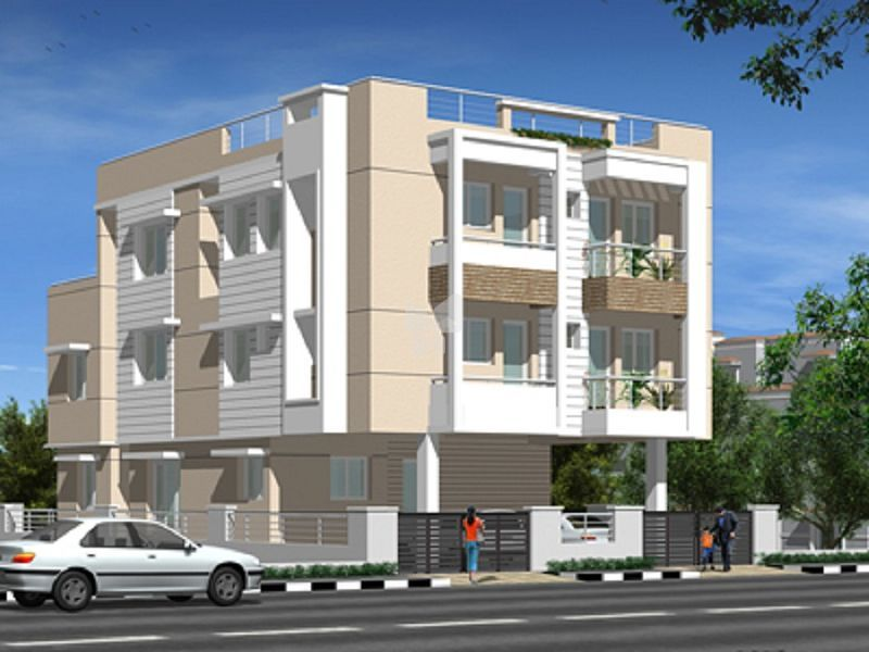 Anupam foundation Villa - Project Images