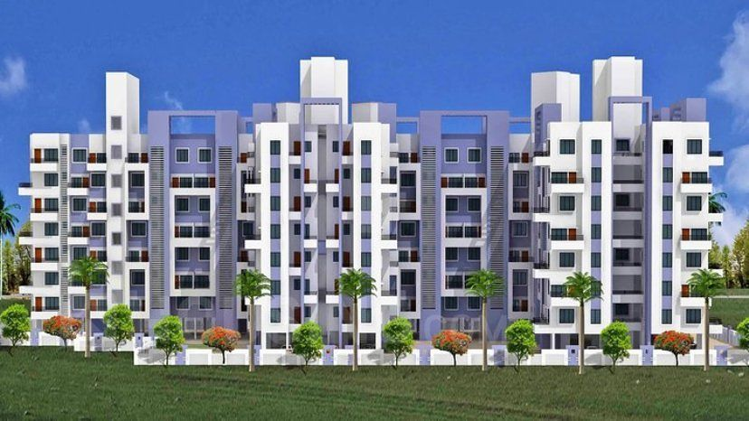 Lotus Nandanvan Phase II - Elevation Photo