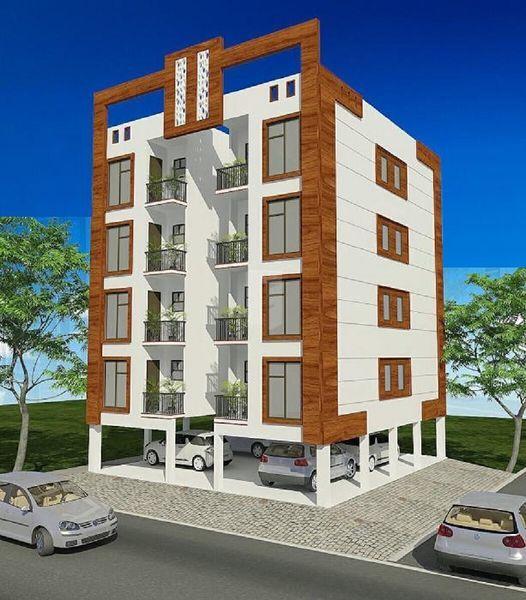 Allure Vaikunta Apartments - Elevation Photo