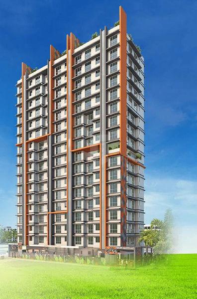 Hirani Samruddhi CHS - Elevation Photo