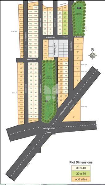 Adhvaytha Urban Woods - Master Plans