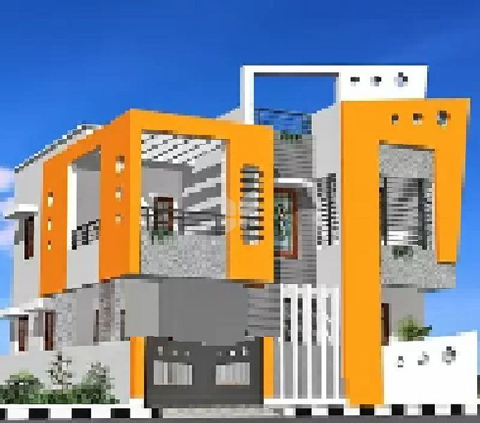SMA Independent Modern Villa - Elevation Photo