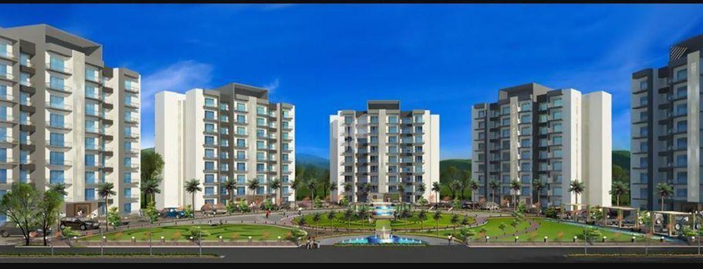 Zen County in Khopoli, Mumbai - Roofandfloor from The ...