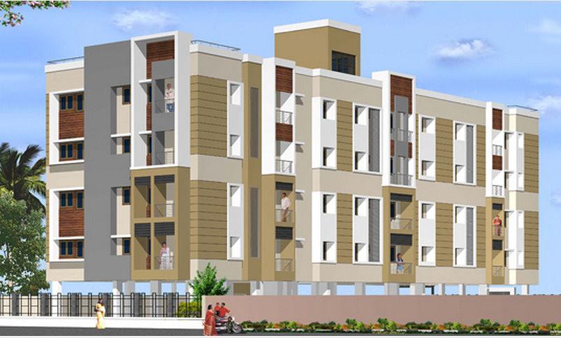 Kanya Srishti In Perungudi Chennai Price Floor Plans Photos