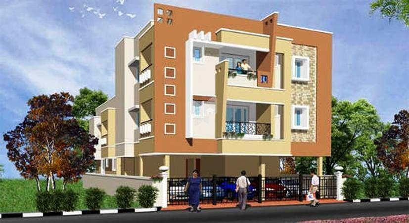 Madhav Umapathi Street Ext - Project Images