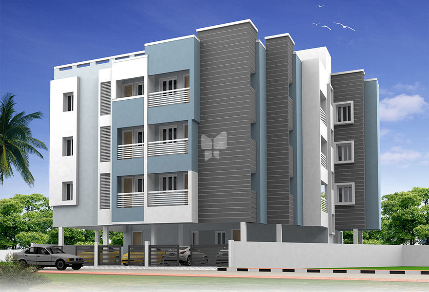 Deva Shre Homes - Elevation Photo