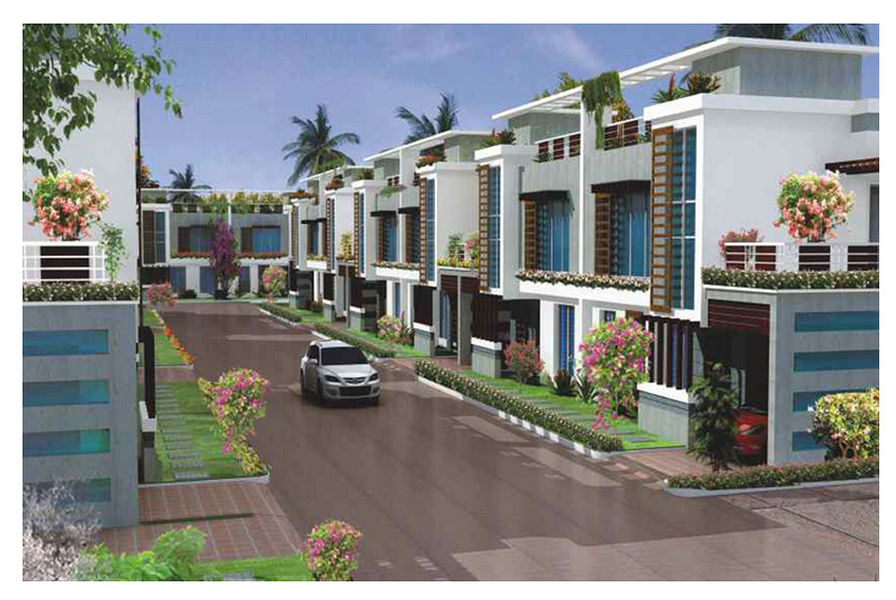 Agni Estates Maple - Elevation Photo