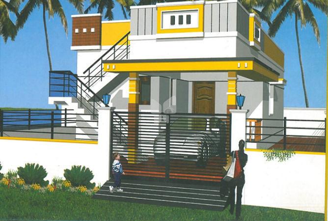 Raja Ganapathy Shanmuga Gardens - Project Images