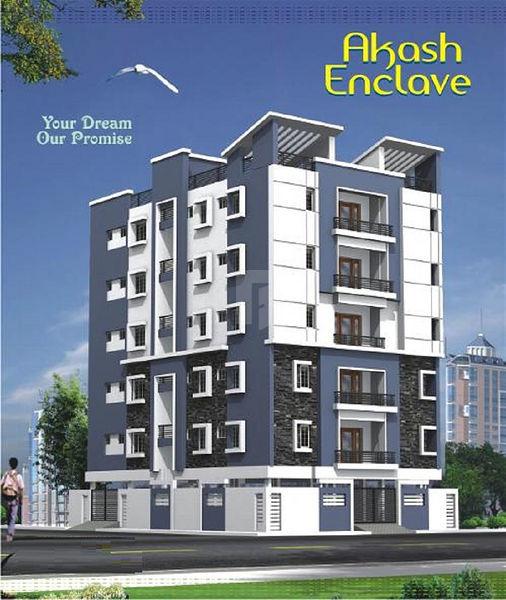 GVR Akash Enclave - Elevation Photo