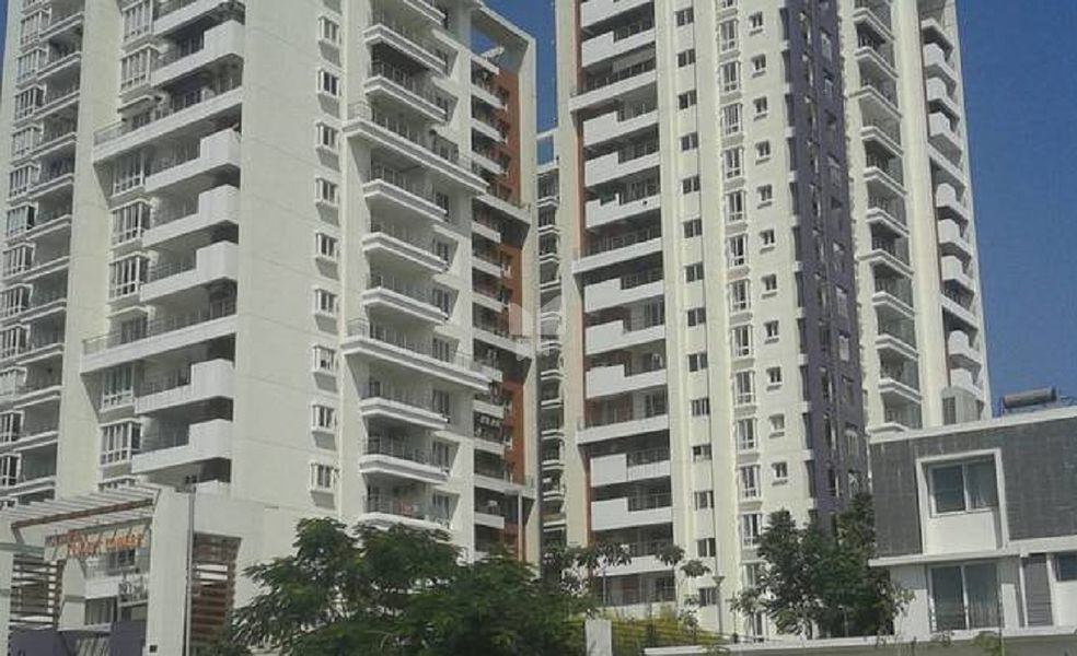 Meenakshi Trident Towers - Project Images