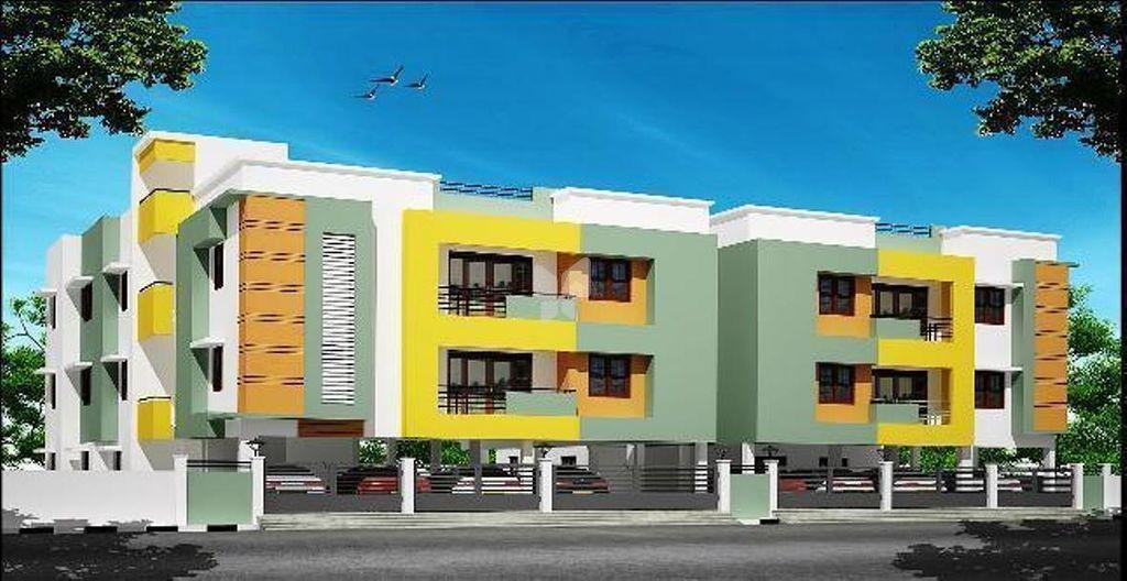 Sumangali S Manor Apartment - Elevation Photo