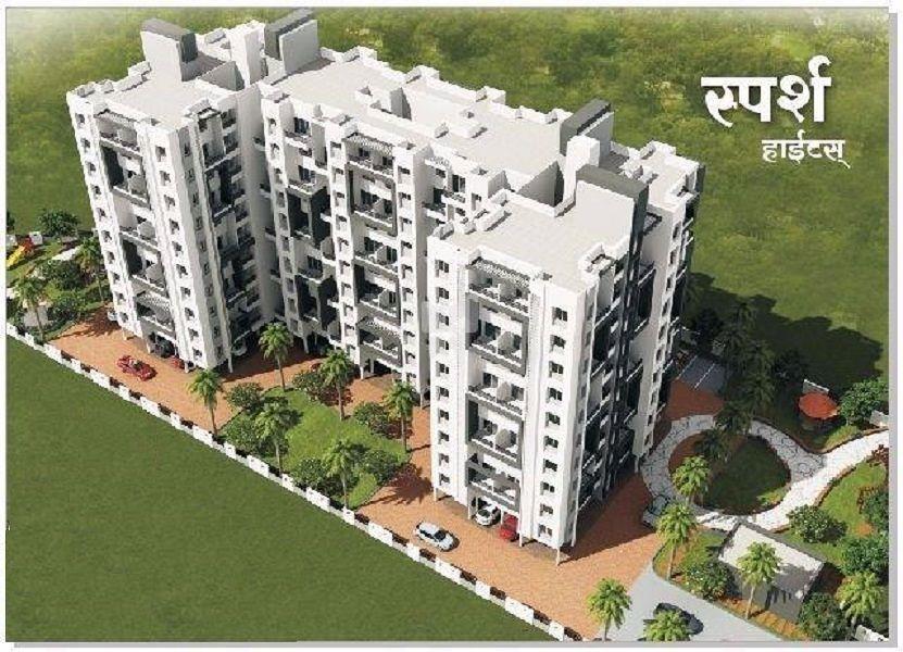 Samruddhi Sparsh Heights - Elevation Photo