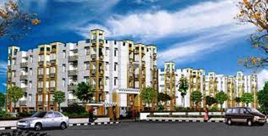 Vishranthi Sabari Terrace - Elevation Photo