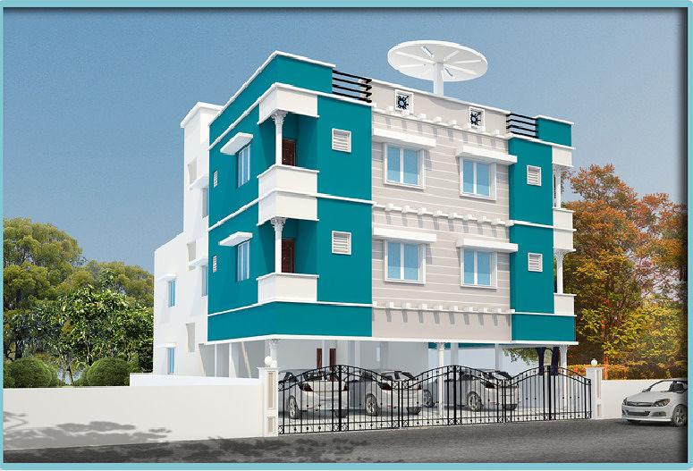 Jai Ganesh Flats - Project Images