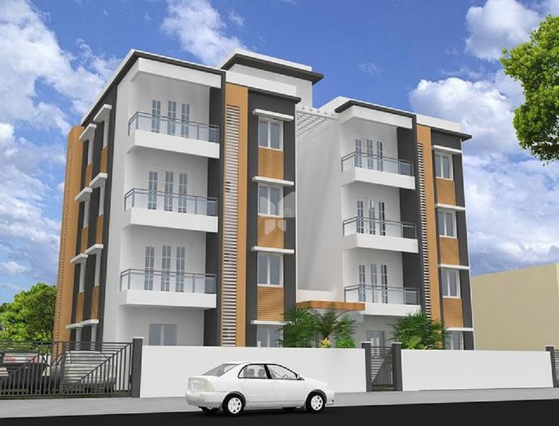 Ramaniyam Saraswathi - Elevation Photo