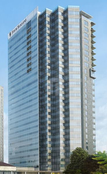Embassy Four Seasons Private Residences - Project Images