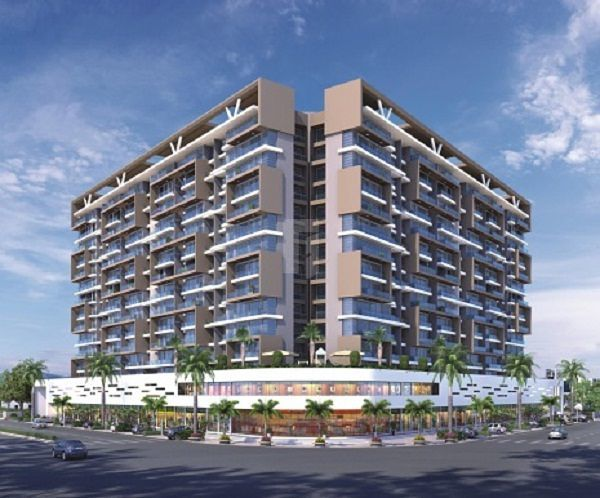 Rehab Balaji Delta Tower 3 - Project Images