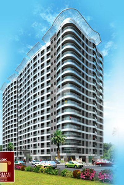 Lok Nirman Phase II - Elevation Photo
