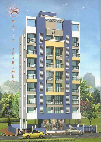Yash Om Datta Apartment - Elevation Photo