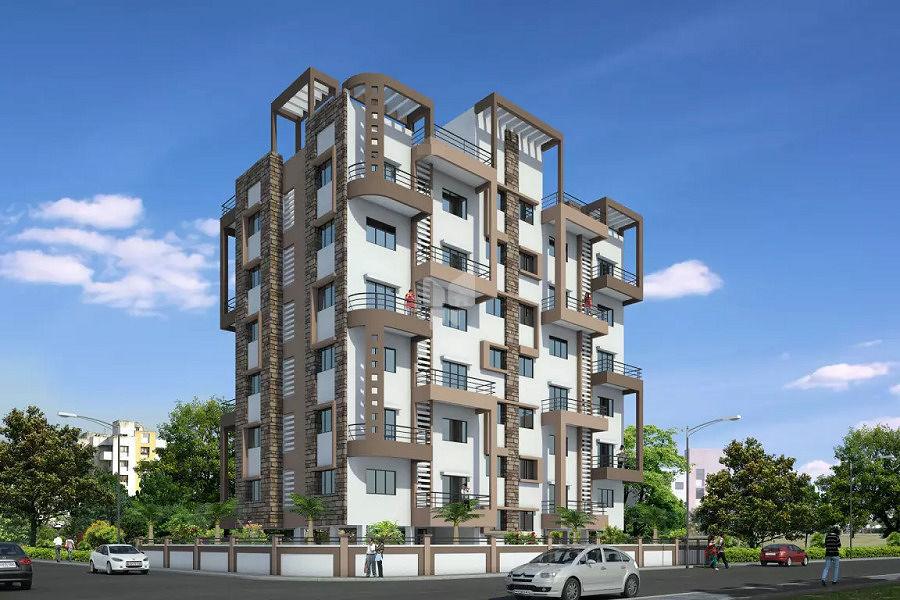 Prakash Jinkushal Residency - Project Images