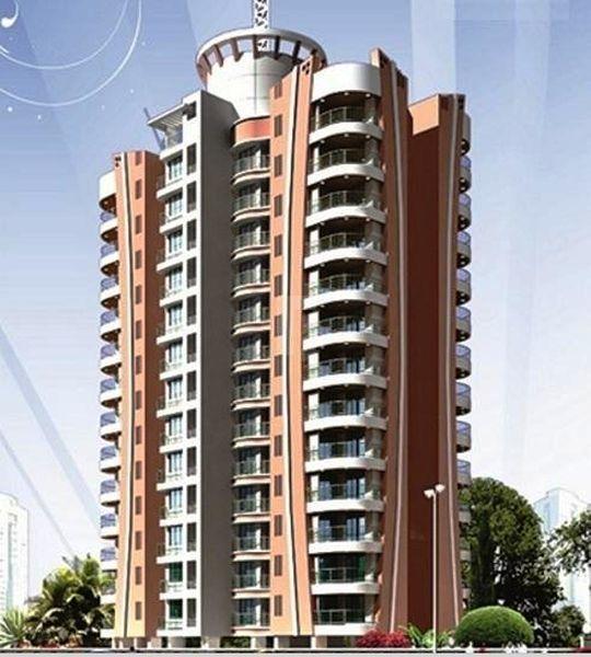 Rajendra Dolphin Tower - Elevation Photo