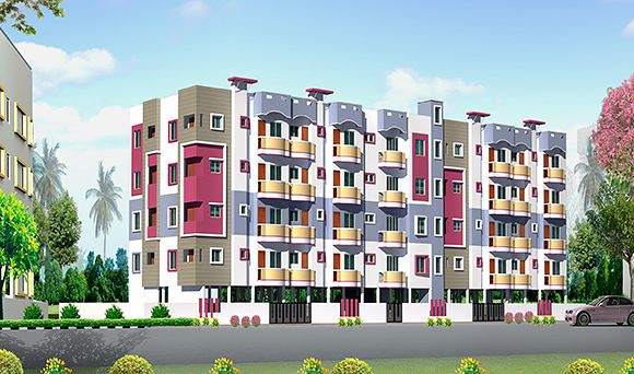 Aranya Enclave - Elevation Photo