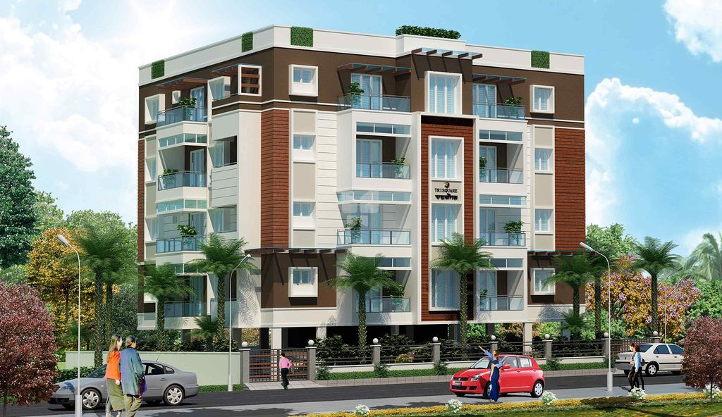 Trisquare Vedha - Project Images