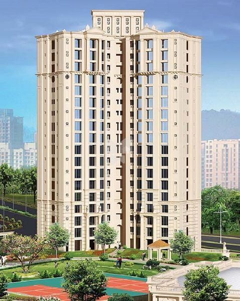 Hiranandani Rodas Enclave Woodstock - Project Images