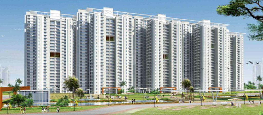 Ansal API Sushant Serene Residency - Elevation Photo