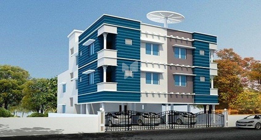 SJ Senthil Flats - Project Images