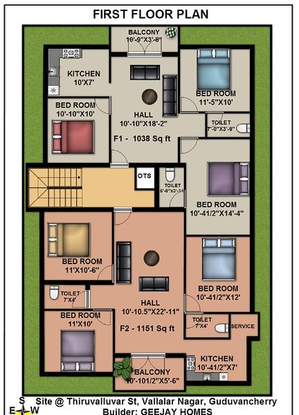Elevation Photo 1 Floor Plan 2D 8 1