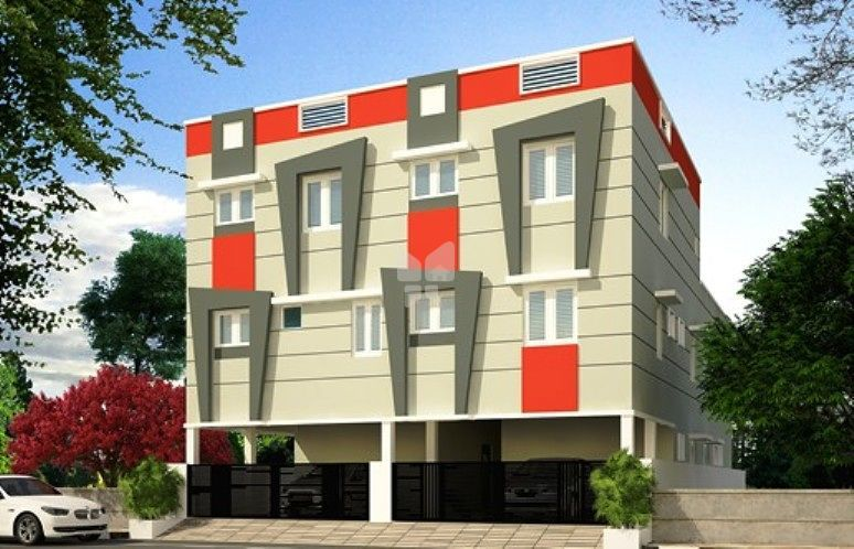 SJ Lohieth Raj Flats - Project Images