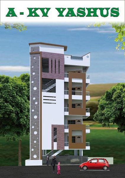 A-KV Yashus - Elevation Photo
