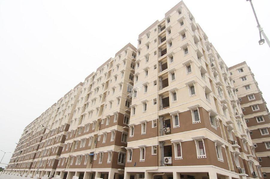 OM Shakthy Santha Towers Phase II - Elevation Photo