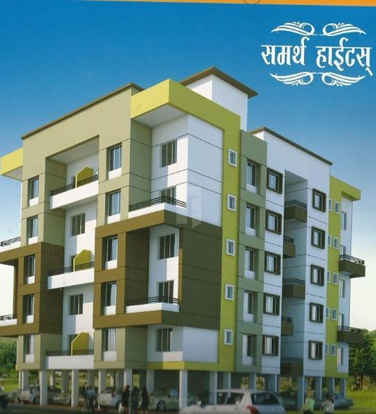 Shree Samarth Heights - Project Images