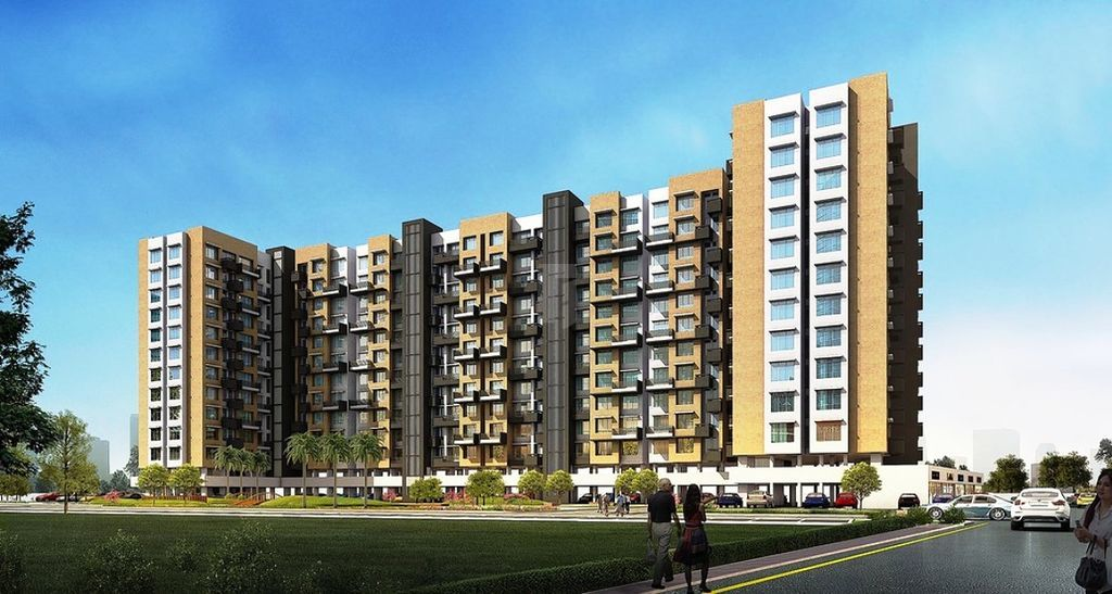 Ganga New Town - Elevation Photo