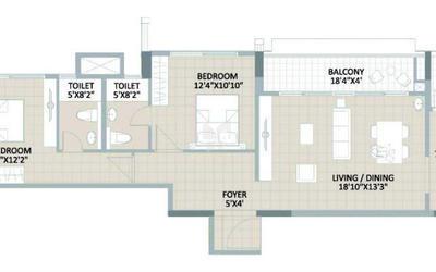 saroj-harmony-in-gunjur-floor-plan-2d-prx