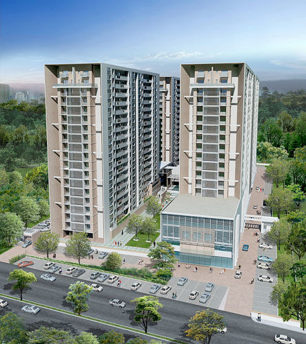 Nitesh Ceaser's Palace - Project Images