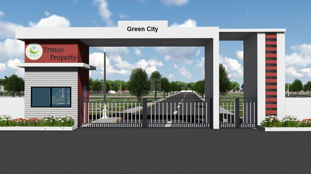 Trinco Green City - Project Images