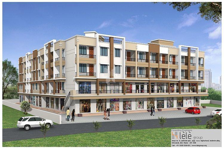 Shree Balaji KG Patil Complex - Project Images