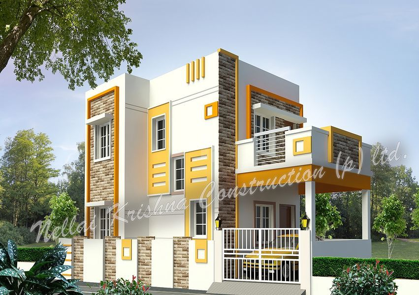 Nellai Eridesh Villa - Project Images