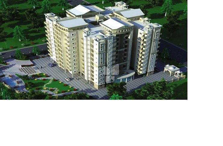 Mahaveer Kings Place - Project Images