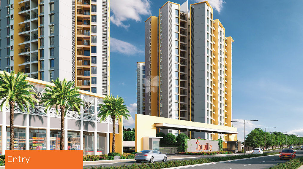 Shapoorji Pallonji Joyville Hinjewadi Phase 2 - Project Images