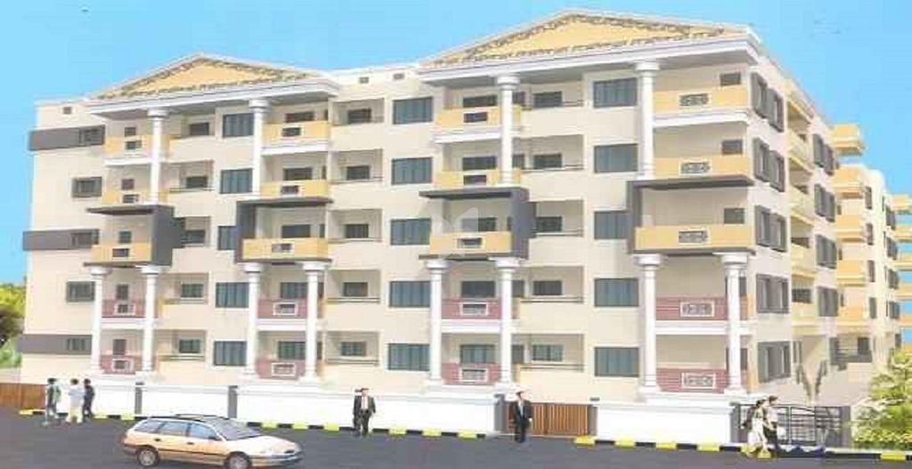 Sree Sai Shakthi Enclave - Elevation Photo